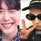 """Watch: Lee Jong Suk And Taeyang Show Zion.T Some YG Family Love On """"Fantastic Duo"""""""