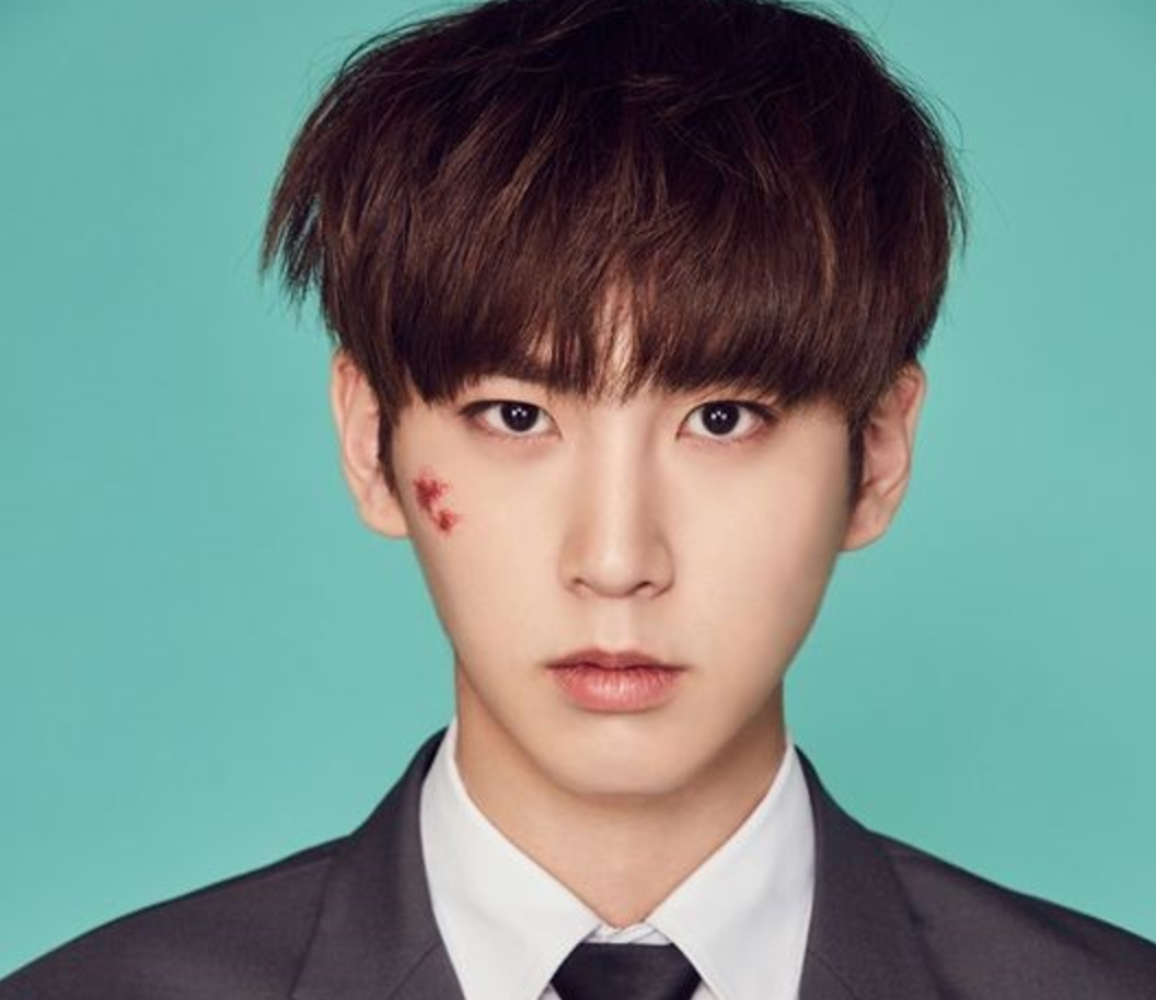 PENTAGON's Shinwon Halts Activities Due To Knee Injury