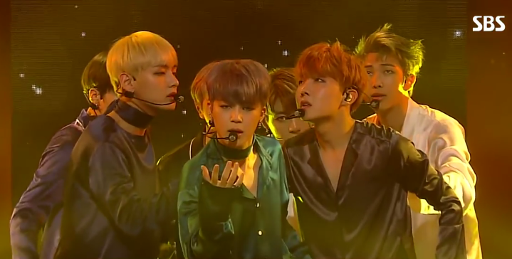 "Update: BTS Wins With ""Blood Sweat & Tears"" On ""Inkigayo""; Performances By Apink, MONSTA X, And More!"