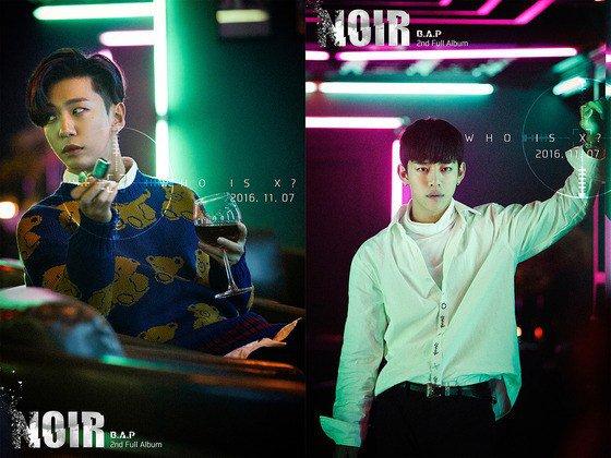 B.A.P Drops Comeback Teasers Featuring Bang Yong Guk And Daehyun