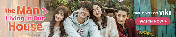 "Watch ""The Man Living in Our House"" at Viki!"