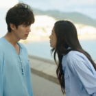 "Watch: Lee Min Ho And Jun Ji Hyun Are Hilariously Adorable In New ""The Legend Of The Blue Sea"" Teaser"