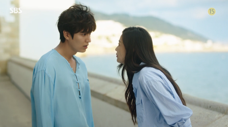"""Watch: Lee Min Ho And Jun Ji Hyun Are Hilariously Adorable In New """"The Legend Of The Blue Sea"""" Teaser"""