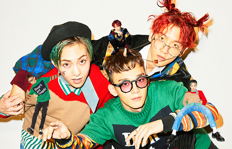 Exo S Sub Unit Exo Cbx To Have Special 2 Part Live