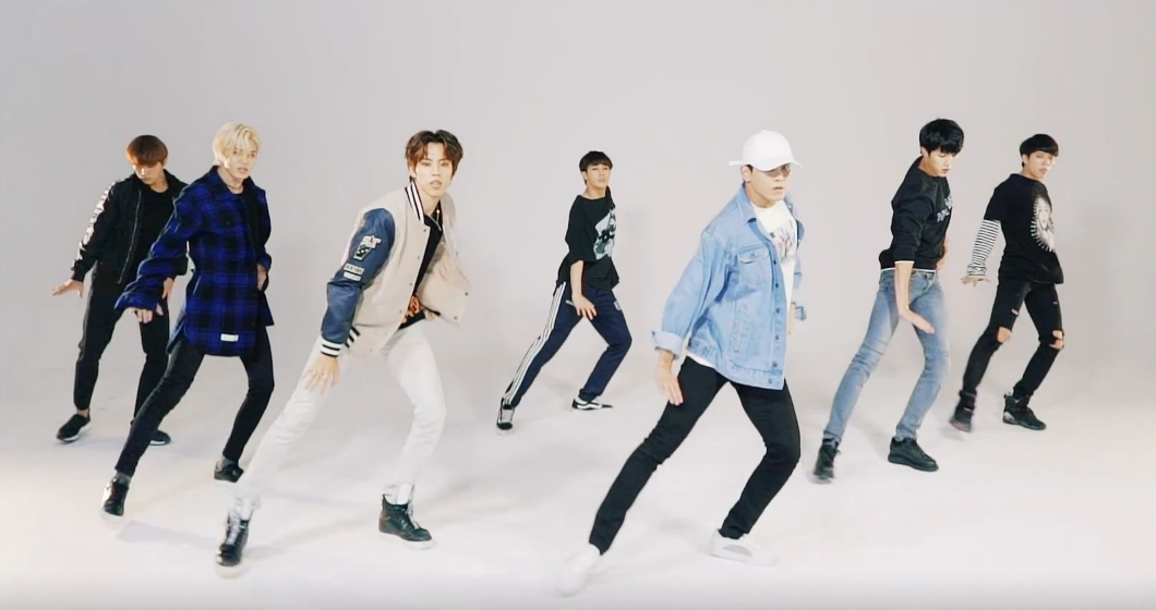 "INFINITE Are As Synchronized As Ever In Dance Practice Video For ""The Eye"""