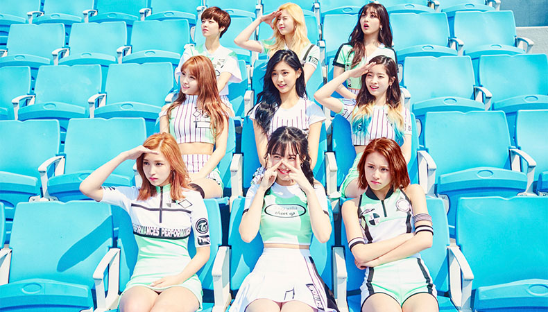 "TWICE's ""CHEER UP"" Joins The ""100 Million Views And Streams"" Club"