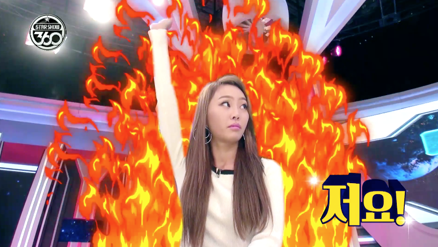 Watch: SISTAR's Hyorin Says She Never Experiences Sadness, Only Anger?