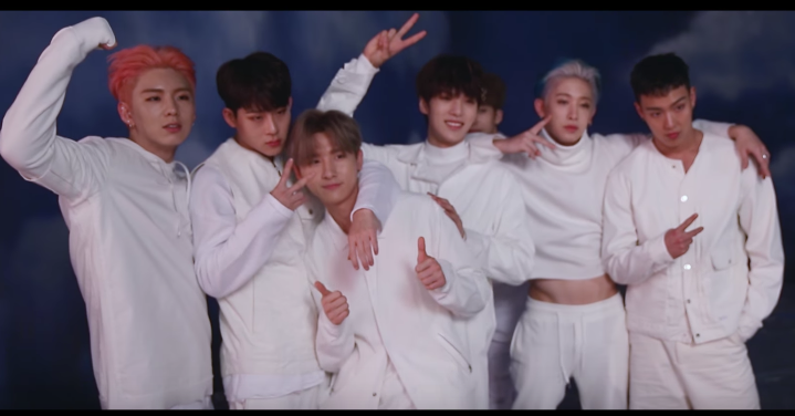 "Watch: MONSTA X Takes You Behind The Scenes Of Dramatic ""Fighter"" MV"
