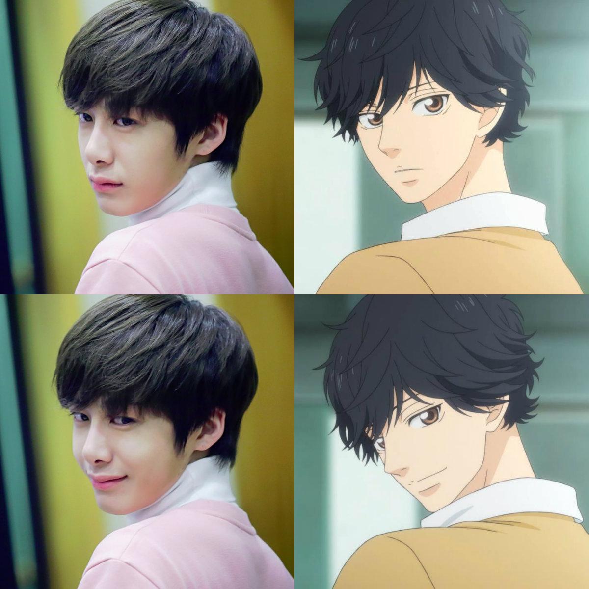 15 Bukti Para Idol K Pop Ini Adalah Tokoh Anime Di Dunia