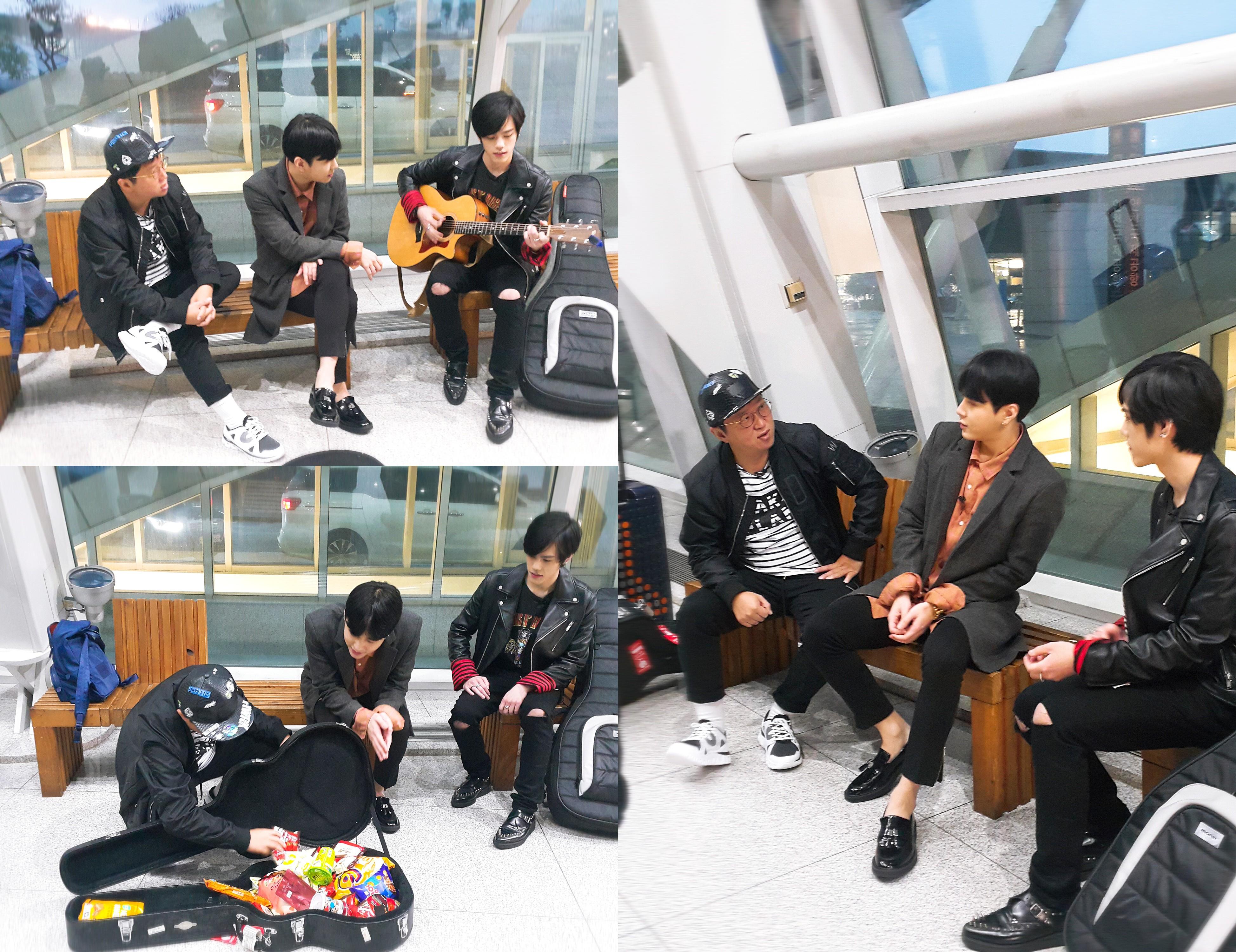 jung hyung don beast yong jun hyung n.flying cha hoon 2