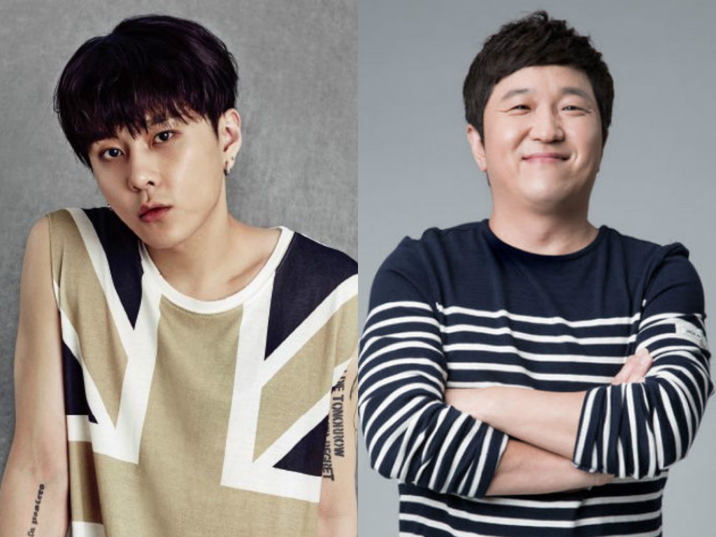 "BEAST's Yong Junhyung To Host New ""Hitmaker"" Season With Jung Hyung Don"