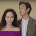 "Lee Sun Gyun Says Song Ji Hyo Is Really Dependable While Filming ""My Wife Is Having An Affair This Week"""