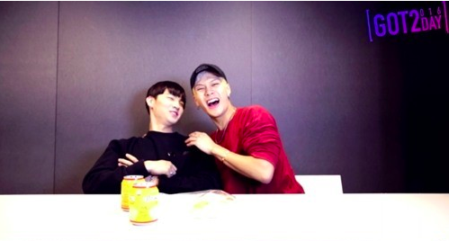 Watch: GOT7's Jackson Has A Lot To Say To Leader JB (And JB Has A Lot To Say Back)