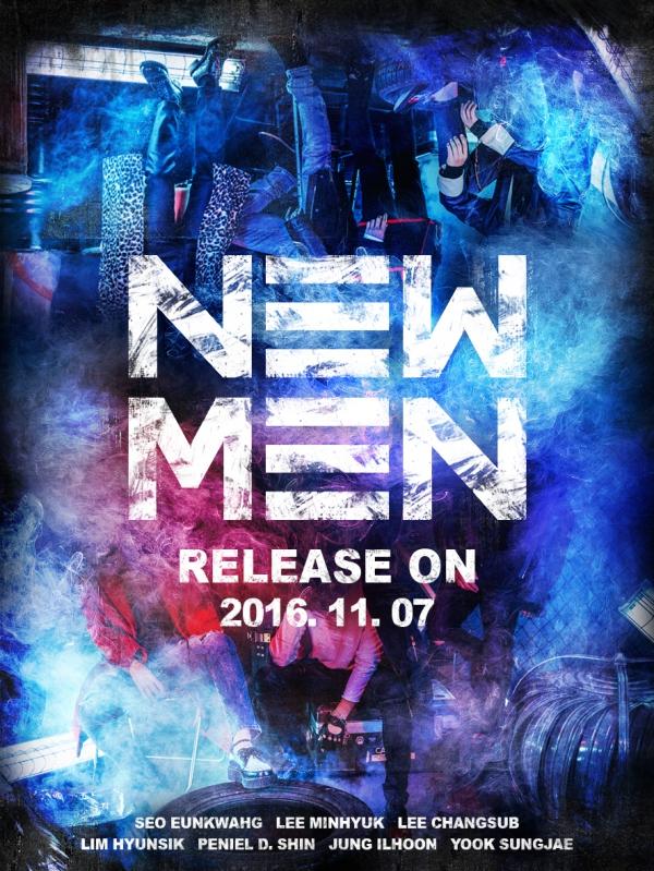 "Update: BTOB Releases Track List For ""New Men"""