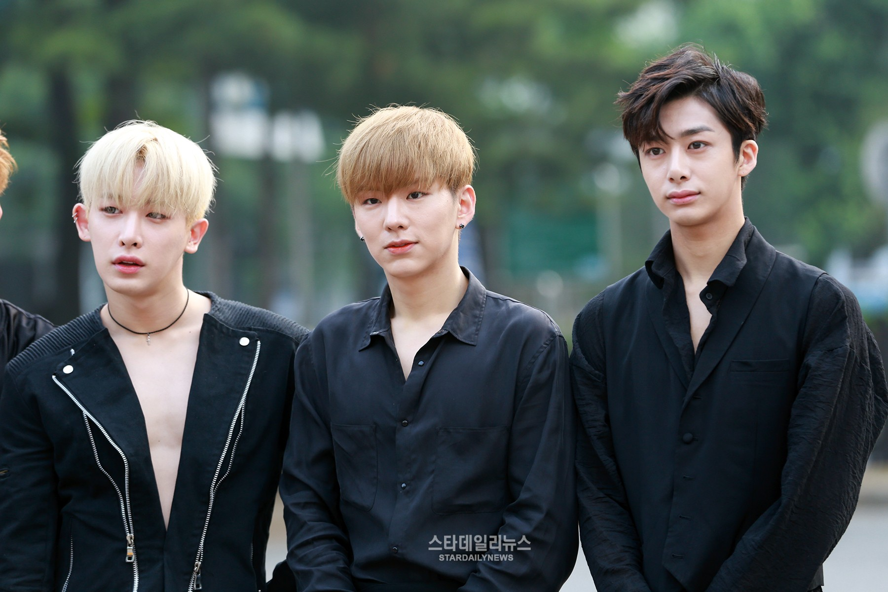 Monsta X S Wonho Kihyun And Hyungwon Revealed To Have