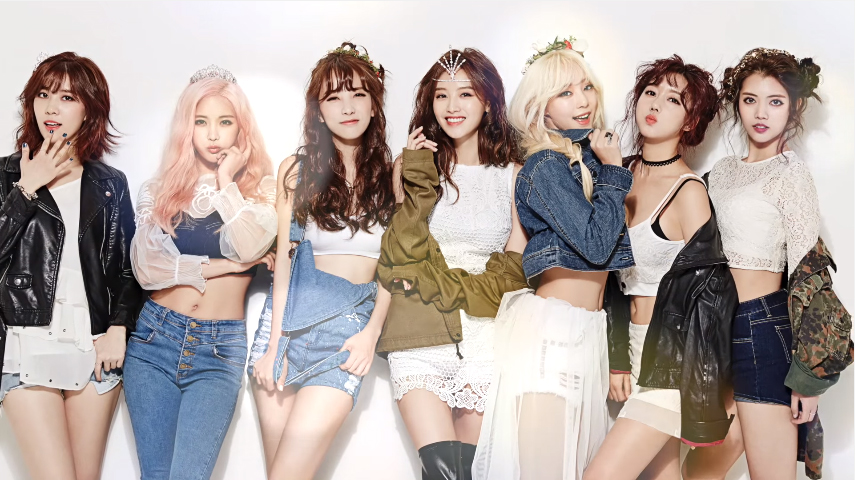 Girl Group Rainbow Confirmed To Disband