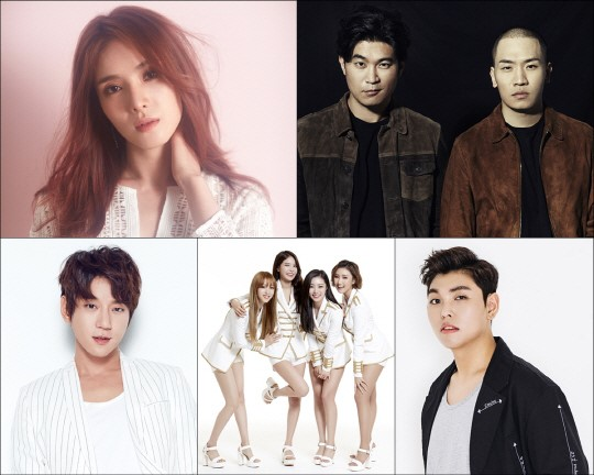 2016 Asia Artist Awards Announces Third Lineup Of Performers