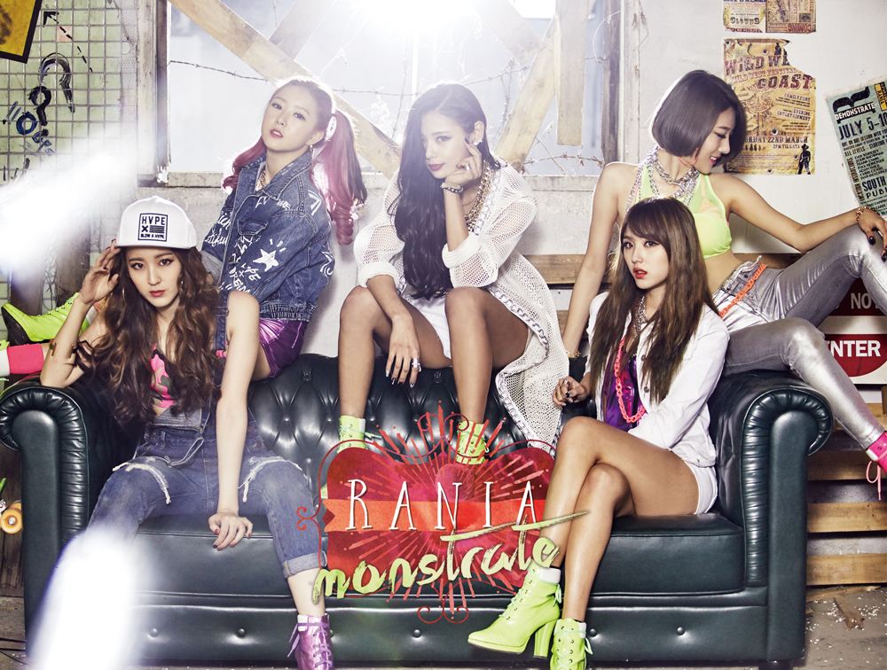 RANIA To Undergo Member Additions For Upcoming Comeback