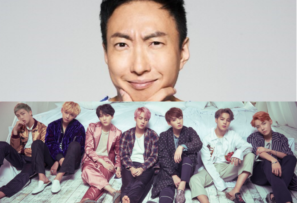 Park Myung Soo Confesses To Being A Fan Of BTS