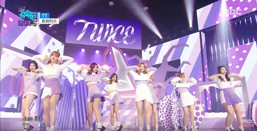 "Watch: TWICE, BTS, GOT7, And More On ""Music Core"""