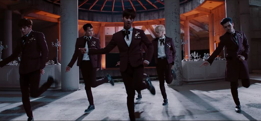 "Watch: VIXX Takes Things A Little Slower And Sensual With ""The Closer"" MV"