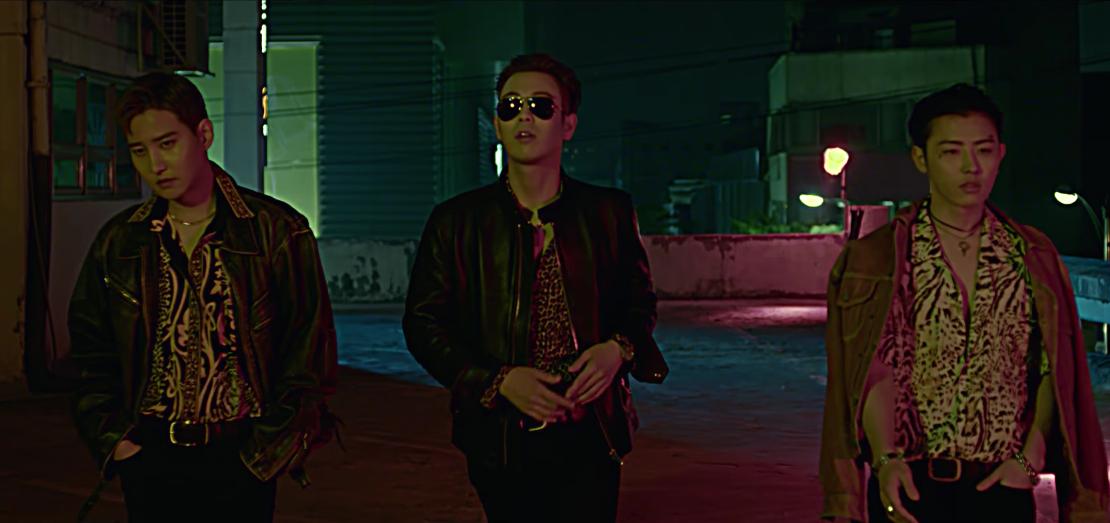 "Watch: Block B's BASTARZ Will ""Make It Rain"" With Everything They've Got In New MV"