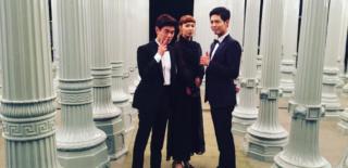Eric Nam Sooyoung Park Bo Gum