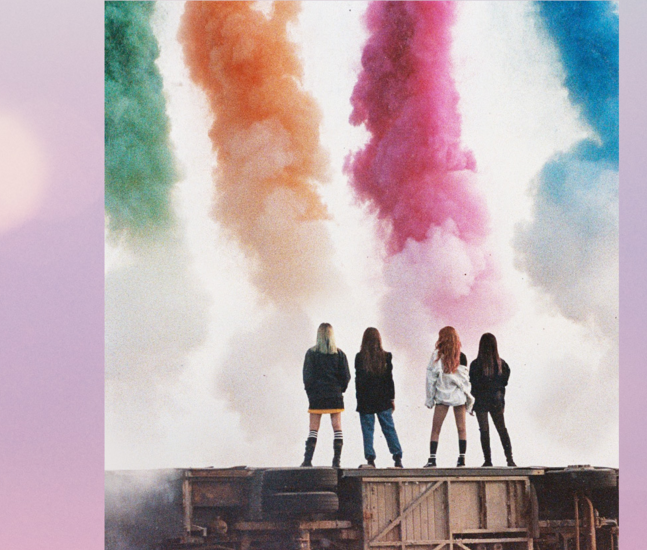 "BLACKPINK Releases Vibrant Image Teaser For ""SQUARE TWO"""