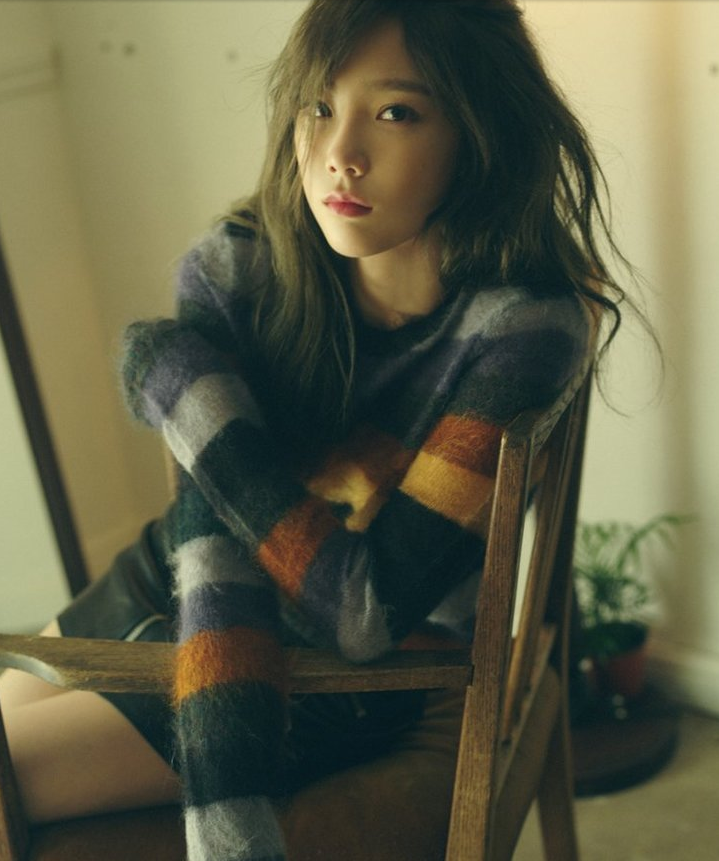 """Taeyeon Releases Another Fall-Themed Teaser Image For """"11:11"""""""
