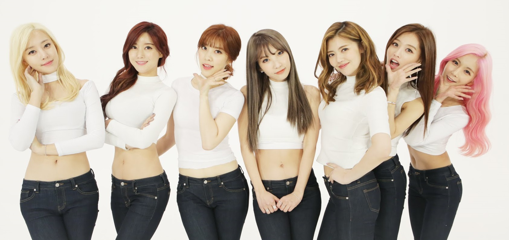 Rainbow To Go On A Farewell Trip To Southeast Asia Before Disbanding