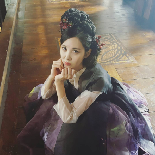 "Girls' Generation's Seohyun Bids Farewell To Her Character On ""Scarlet Heart: Goryeo"""