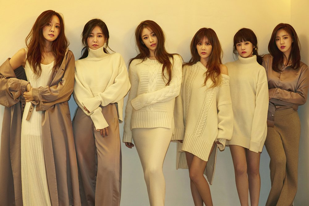 T-ara's Agency Announces A Date For The Groups Final Performance With All Six Members