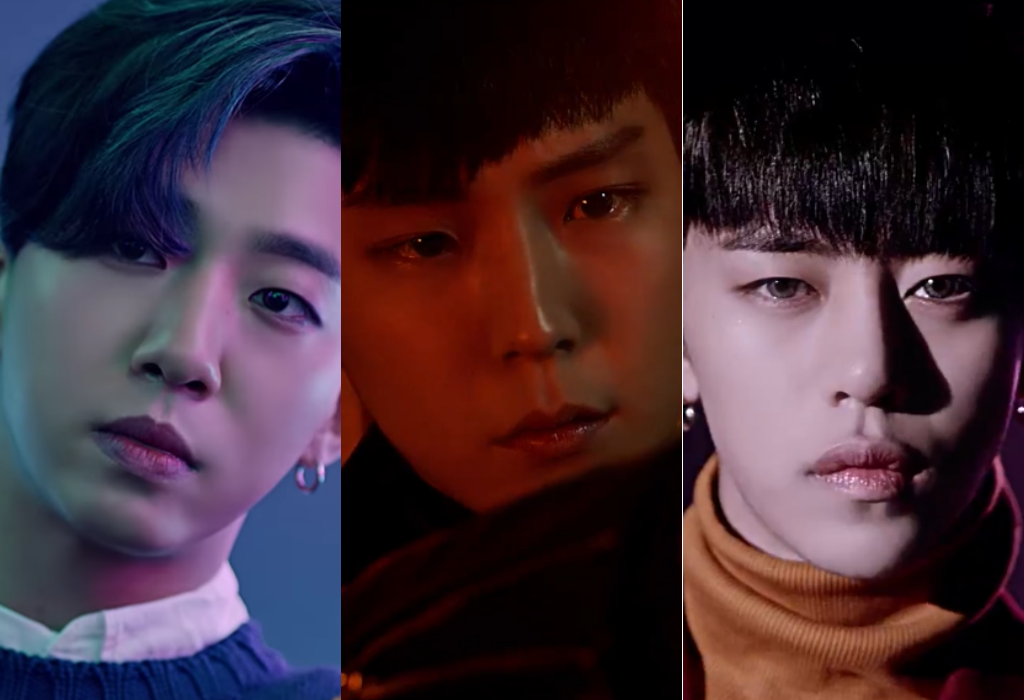 "Watch: B.A.P's Bang Yong Guk, Himchan, And Daehyun Raise Anticipation In ""Skydive"" Individual Trailers"