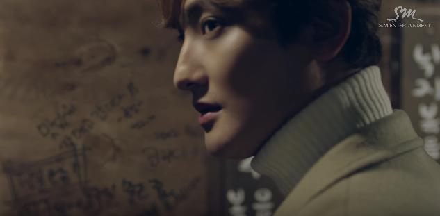 "Watch: Kangta Reminisces In An Empty Restaurant For ""Diner"" MV Teaser"
