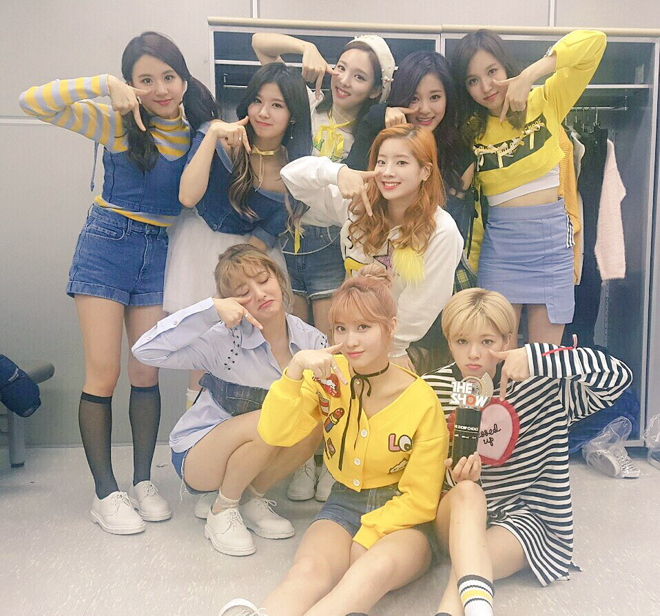 """Watch: TWICE Takes 1st Win For """"TT"""" Just In Time For Jungyeon's Birthday"""