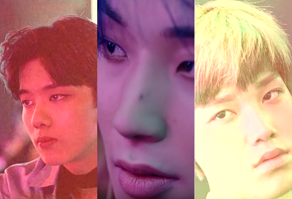 """Watch: B.A.P's Youngjae, Jongup, And Zelo Add To The Mystery In """"Skydive"""" Trailers"""