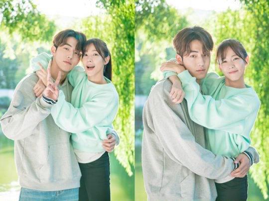 Kyung soo jin nam joo hyuk
