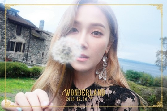 """Updated: Jessica Reveals """"Wonderland"""" Comeback Date And Teasers"""