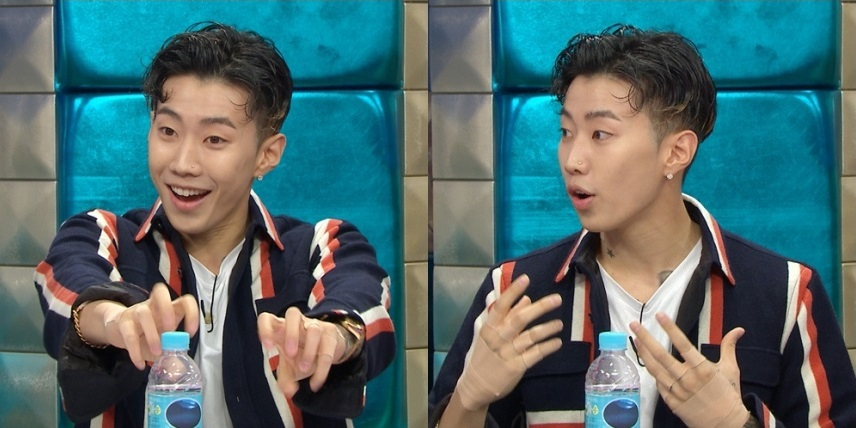 "Jay Park Shows BLACKPINK And Apink Some Love On ""Radio Star"""