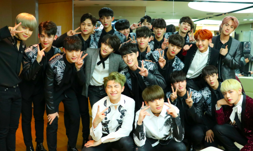 BOYS24 Thanks BTS And VIXX For Their Warm Encouragement