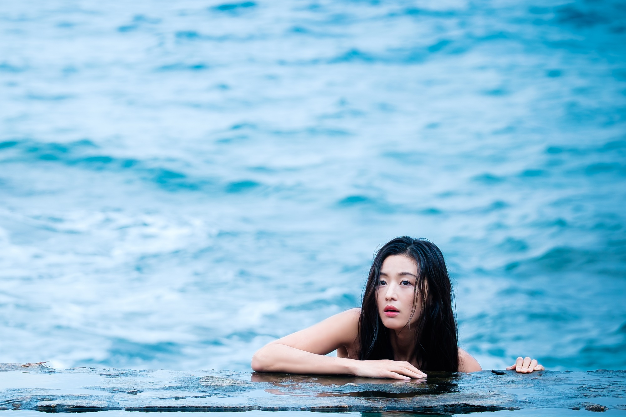 Jun Ji Hyun Explains How The Mermaid Is Different From Her Previous Role As Cheon Song Yi