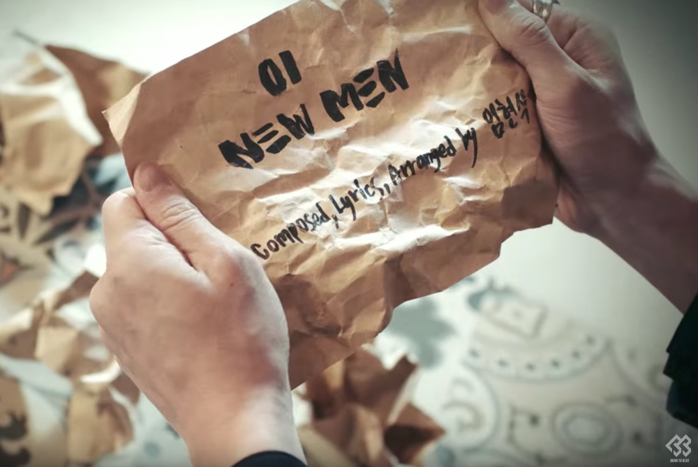 "Watch: BTOB Drops Album Preview For ""NEW MEN"""