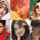 Which K-Pop Star Shares Your November Birthday?