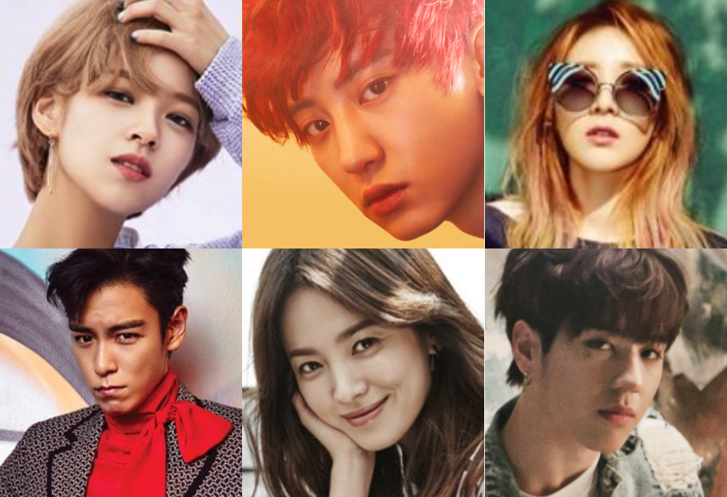 Which K Pop Star Shares Your November Birthday Soompi
