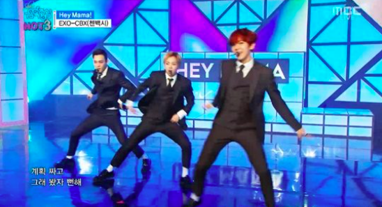 "Watch: EXO-CBX, VIXX, BASTARZ, And More Perform On ""Music Core"""