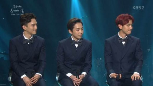 EXO-CBX Members Reveal How They Came To Promote As A Unit