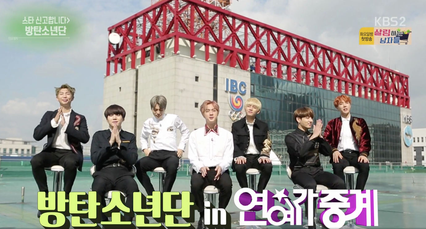 """BTS Talks """"Wings"""" Success And More With Fanboy Interviewer"""