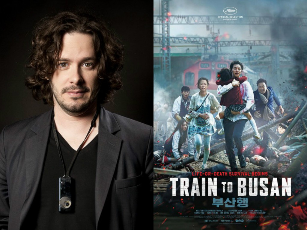 """Shaun Of The Dead"" Director Edgar Wright Raves About ""Train To Busan"""