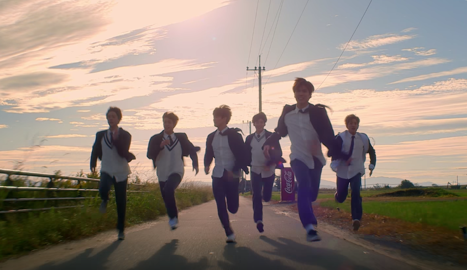 """Watch: ASTRO Literally Looks Like They Stepped Out Of A High School Anime In """"Confession"""" MV Teaser"""
