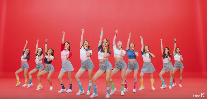 "I.O.I Reigns With ""Very Very Very""; Soompi's K-Pop Music Chart 2016, November Week 1"